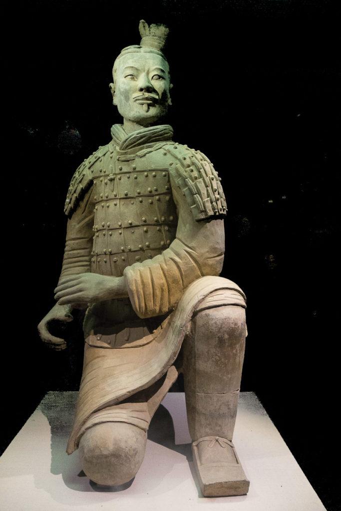 Terracotta Krieger