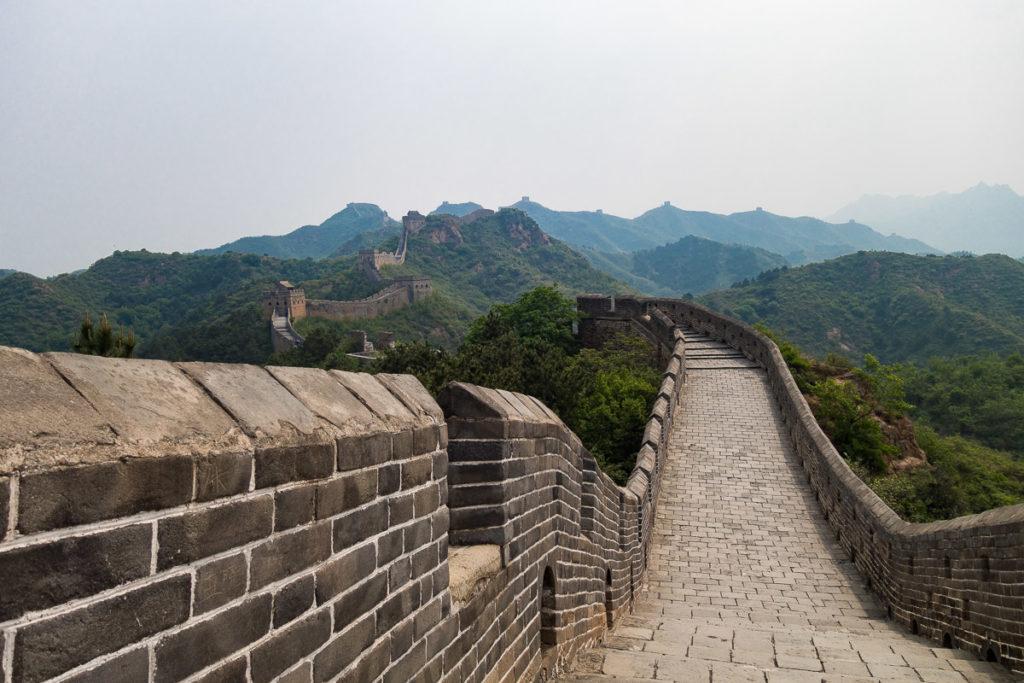 Die grosse Chinesische Mauer