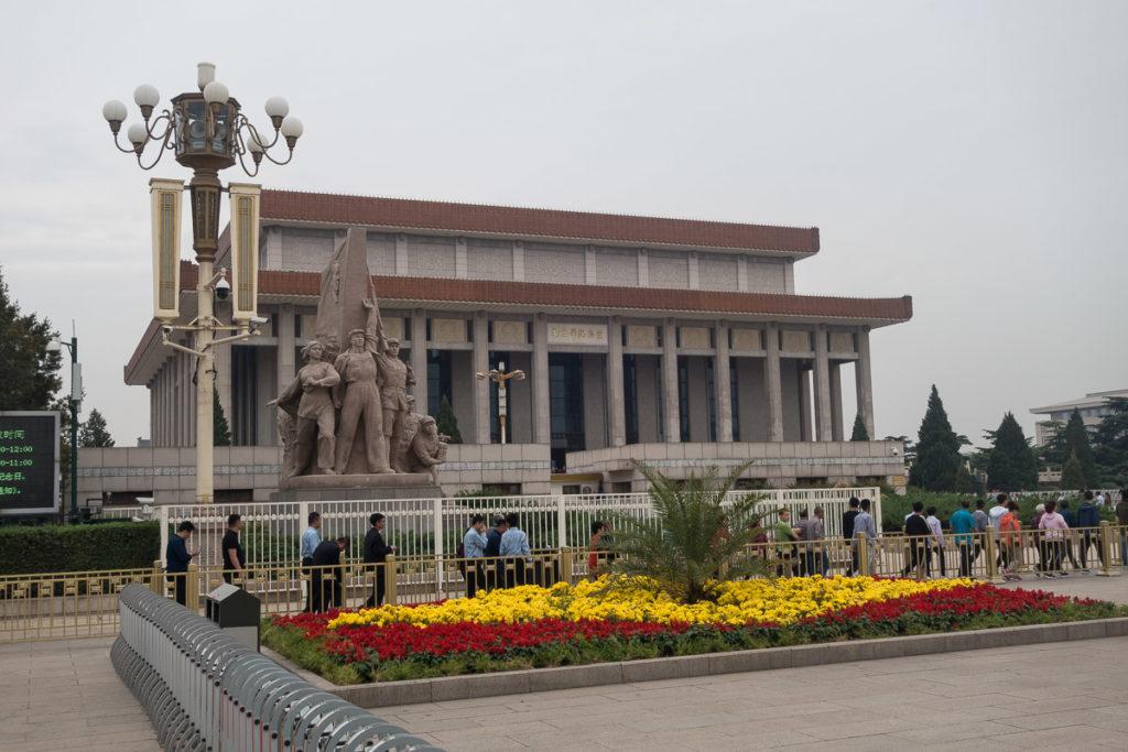Mausoleum von Mao