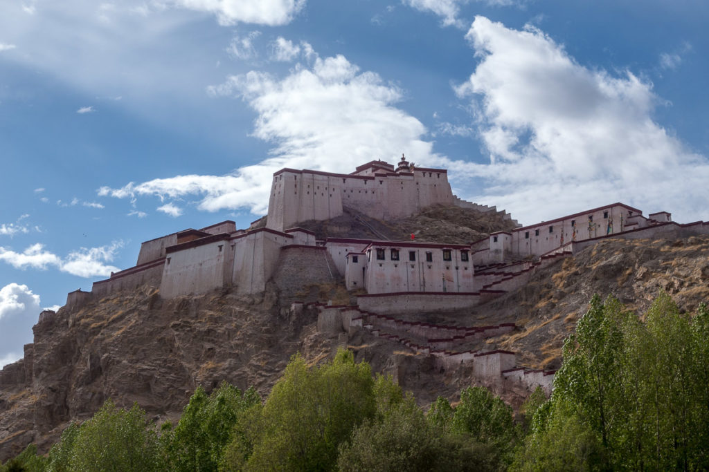 Burg von Gyantse
